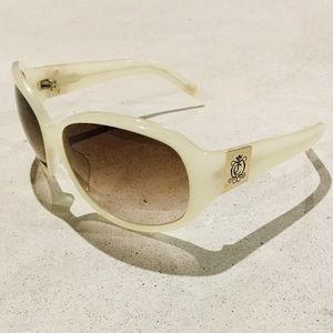 {Juicy Couture}  Oversized Square Pearl Sunglasses